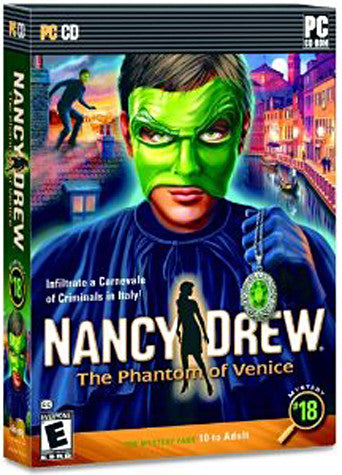 Nancy Drew - The Phantom of Venice (PC) PC Game