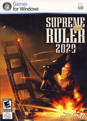 Supreme Ruler 2020 Gold (Limit 1 per Client) (PC)