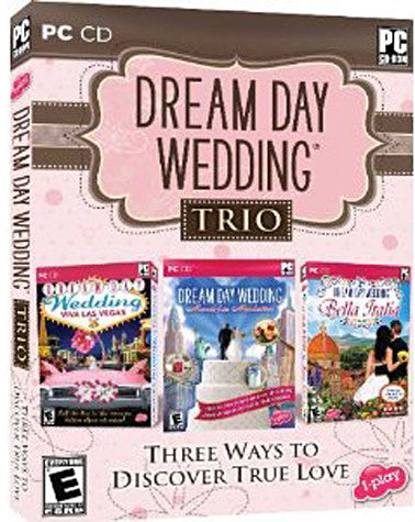 Dream Day Wedding Trio (PC) PC Game