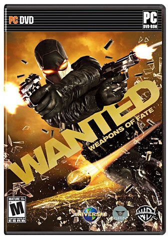 Wanted - Weapons of Fate (PC) PC Game
