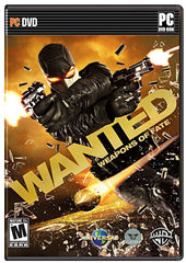 Wanted - Weapons of Fate (PC)
