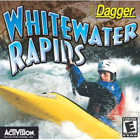 Dagger Whitewater (Jewel Case) (PC) PC Game