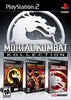 Mortal Kombat Kollection (Deception, Armageddon, Shaolin Monks) (PLAYSTATION2) PLAYSTATION2 Game