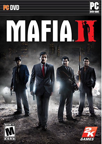 Mafia 2 (II) (PC) PC Game