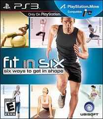 Fit in Six (Playstation Move) (PLAYSTATION3)