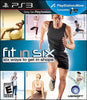 Fit in Six (Playstation Move) (PLAYSTATION3) PLAYSTATION3 Game