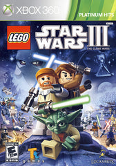 LEGO Star Wars III - The Clone Wars (XBOX360)