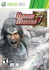 Dynasty Warriors 7 (Bilingual Cover) (XBOX360)