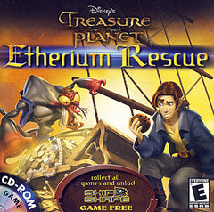 Treasure Planet - Etherium Rescue (Jewel Case) (PC)