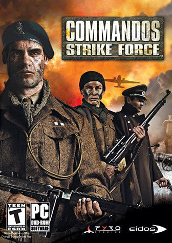 Commandos Strike Force (PC) PC Game