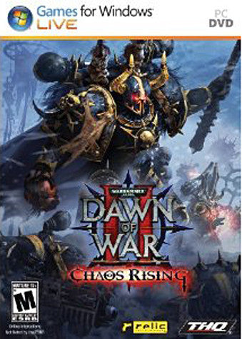 Warhammer 40,000: Dawn of War II - Chaos Rising (PC) PC Game