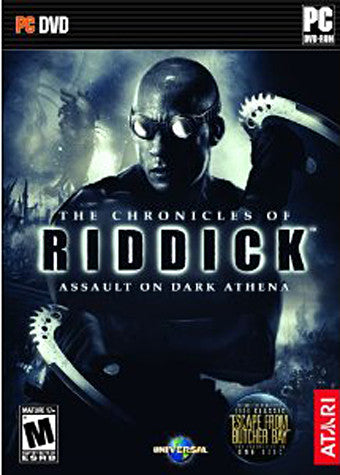 The Chronicles Of Riddick - Assault on Dark Athena (PC) PC Game