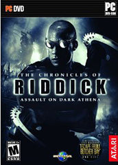 The Chronicles Of Riddick - Assault on Dark Athena (PC)
