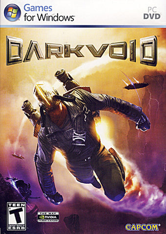 Dark Void (Bilingual Cover) (PC) PC Game