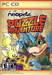 Neopets - Puzzle Adventure (Limit 1 copy per client) (PC)