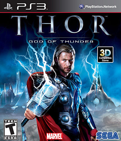 Thor - God of Thunder (PLAYSTATION3) PLAYSTATION3 Game