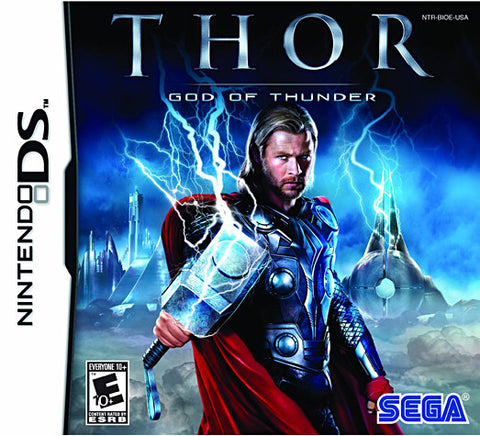 Thor - God of Thunder (DS) DS Game