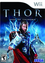 Thor - God of Thunder (NINTENDO WII)