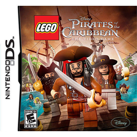 Lego Pirates of the Caribbean (DS) DS Game