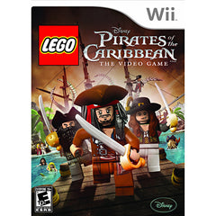 Lego Pirates of the Caribbean (NINTENDO WII)