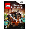 Lego Pirates of the Caribbean (NINTENDO WII) NINTENDO WII Game