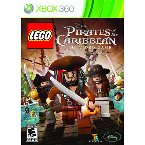 LEGO Pirates of the Caribbean (XBOX360) XBOX360 Game