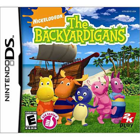 The Backyardigans (DS) DS Game