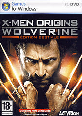 X-Men Origins: Wolverine - Edition Bestiale (French Version Only) (PC)