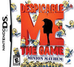 Despicable Me The game - Minion Mayhem (DS)