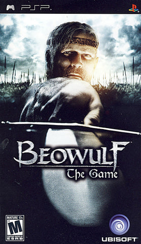 Beowulf - The Game (PSP) PSP Game