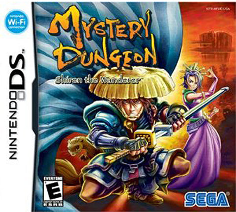 Mystery Dungeon - Shiren the Wanderer (DS) DS Game