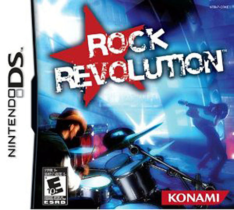 Rock Revolution (Trilingual Cover) (DS) DS Game