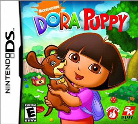 Dora the Explorer - Dora Puppy (DS) DS Game