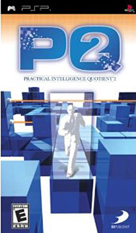 PQ Practical Intelligence Quotient 2 (PSP) PSP Game