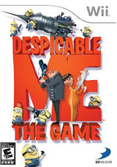 Despicable Me - The game (NINTENDO WII)