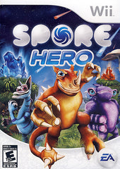 Spore Hero (Bilingual Cover) (NINTENDO WII)