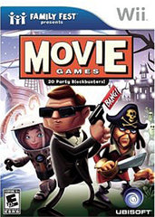 Family Fest Presents - Movie Game (NINTENDO WII)