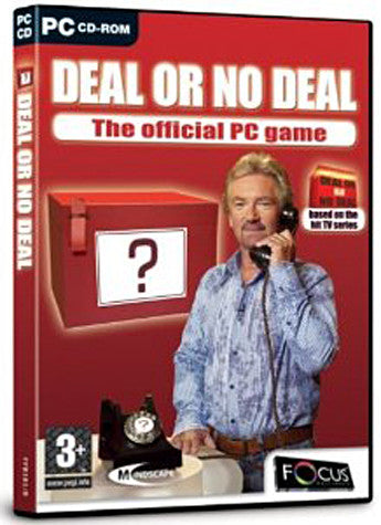 Deal or No deal - The Official PC Game (UK Version) (PC) PC Game