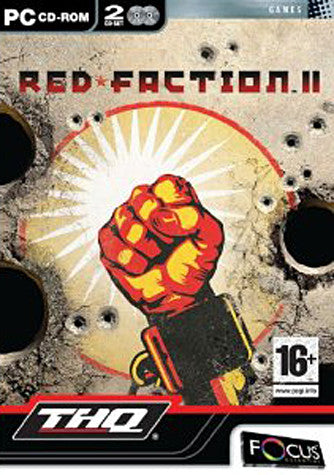 Red Faction 2 (European) (PC) PC Game