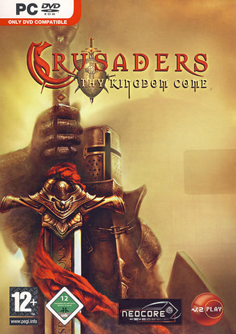 Crusaders - Thy Kingdom Come (PC) PC Game