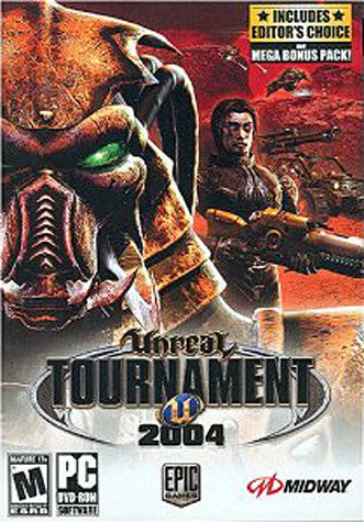 Unreal Tournament 2004 (PC) PC Game