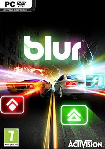 Blur (French Version Only) (PC) PC Game