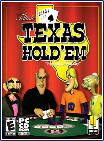 Telltale - Texas Hold 'Em (PC) PC Game