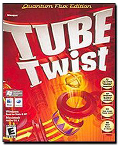 Tubetwist - Quantum Flux Edition (PC) PC Game