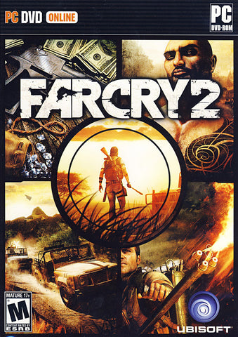 Far Cry 2 (PC) PC Game