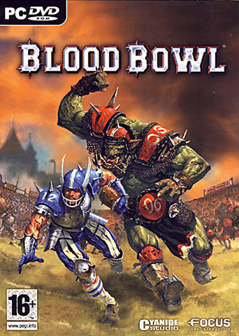 Blood Bowl (French Version Only) (PC) PC Game