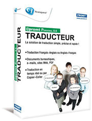 Traducteur Promt Personal 8.0 (French Version Only) (PC)