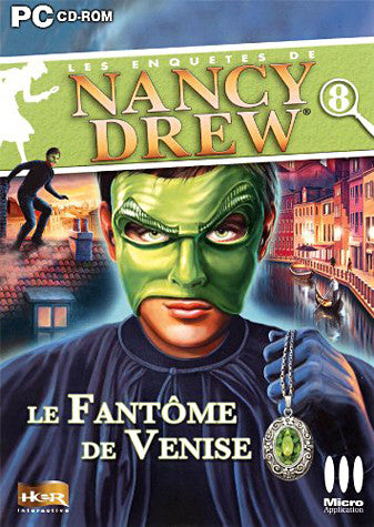 Nancy Drew - Le Fantome De Venise (French Version Only) (PC) PC Game