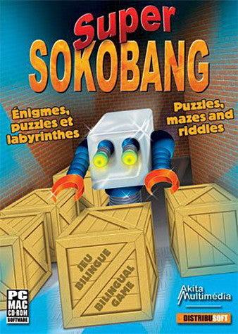 Super Sokobang (PC) PC Game