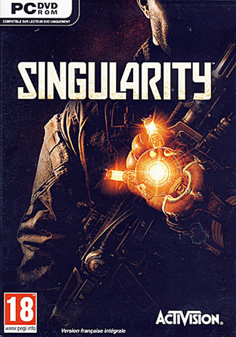 Singularity (French Version Only) (PC) PC Game
